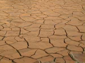 Yep... it's dry here.