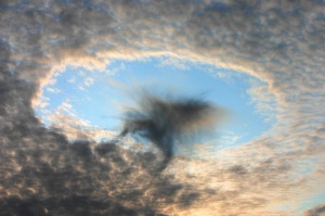 Hole Punch cloud.