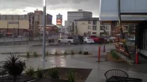 reno rain