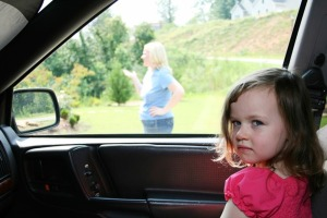 "Never leave children unattended in a car...even ""for just a minute."""