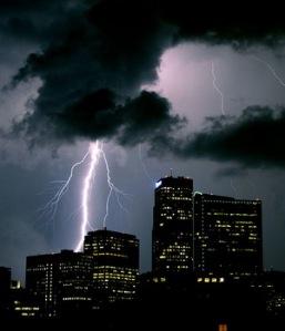 indoor lightning
