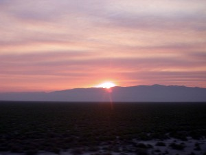 Sunrise nevada 2