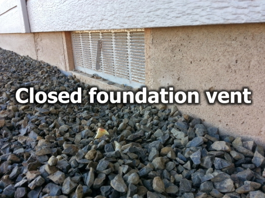 Foundation vent 2