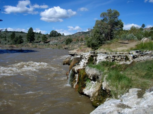 Carson river flooding