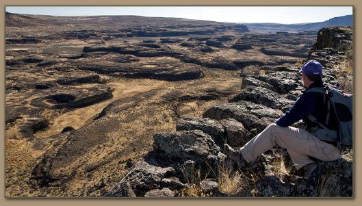 Channeled Scablands