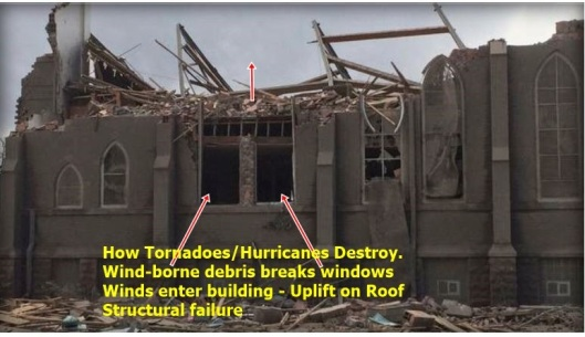 tornado window