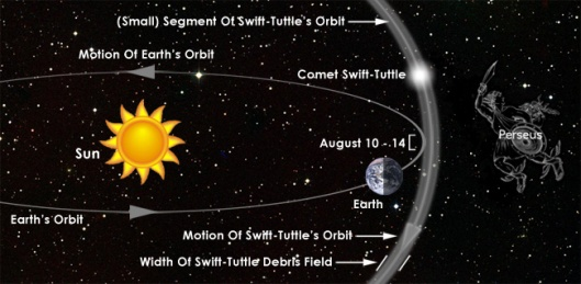Perseid Swift Tuttle