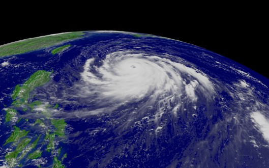 Typhoon Haitang Headed For Taiwan