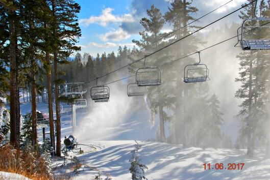 Snowmaking 11.6.17