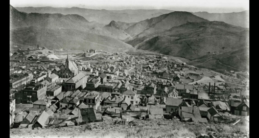 Virginia City Old