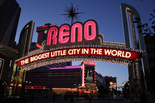 Reno Arch Night